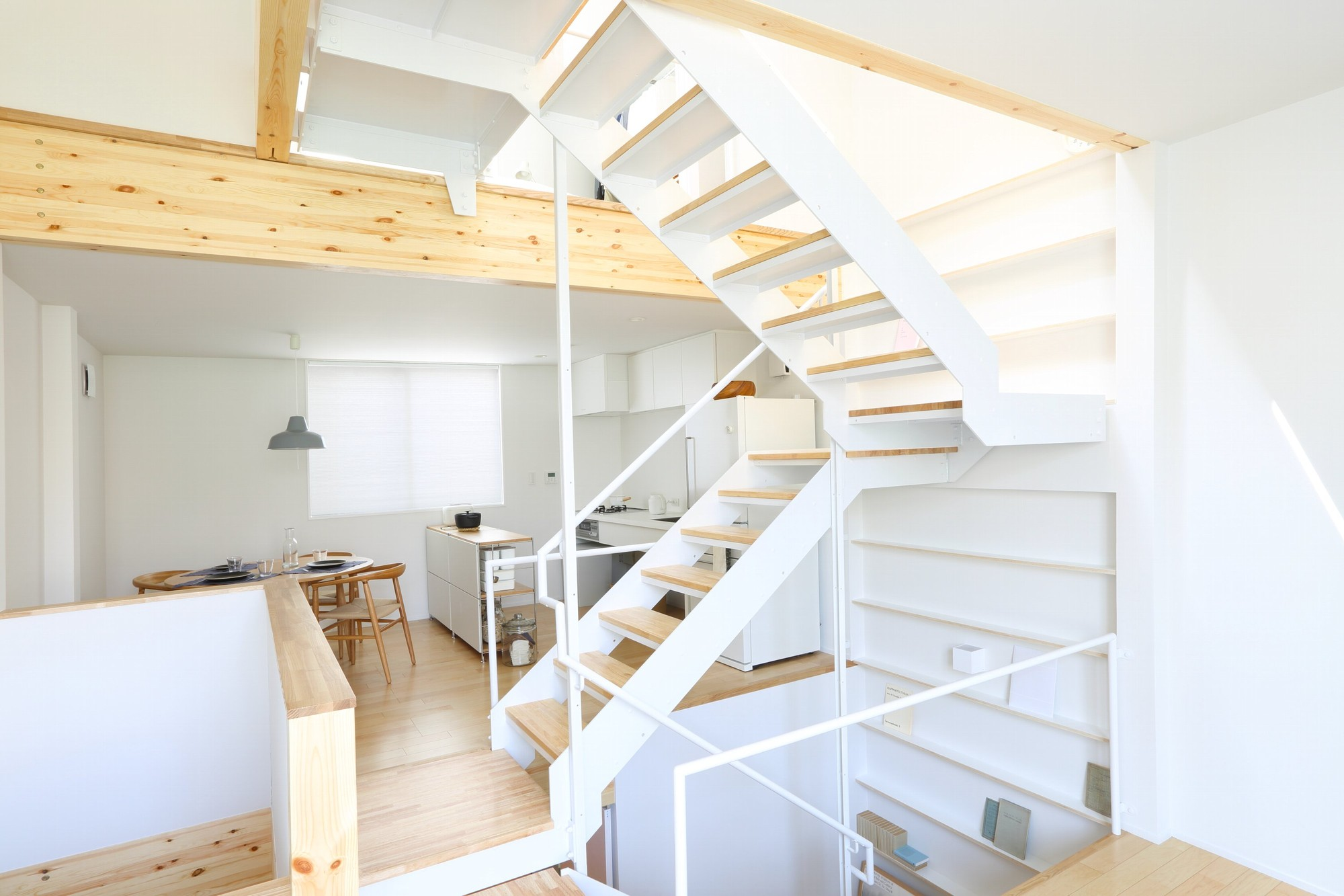 Design Your Own Home With MUJI\'s Prefab Vertical House | ArchDaily