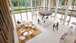 Enovos Luxembourg Headquarter  / Jim Clemes Atelier d´Architecture et de Design