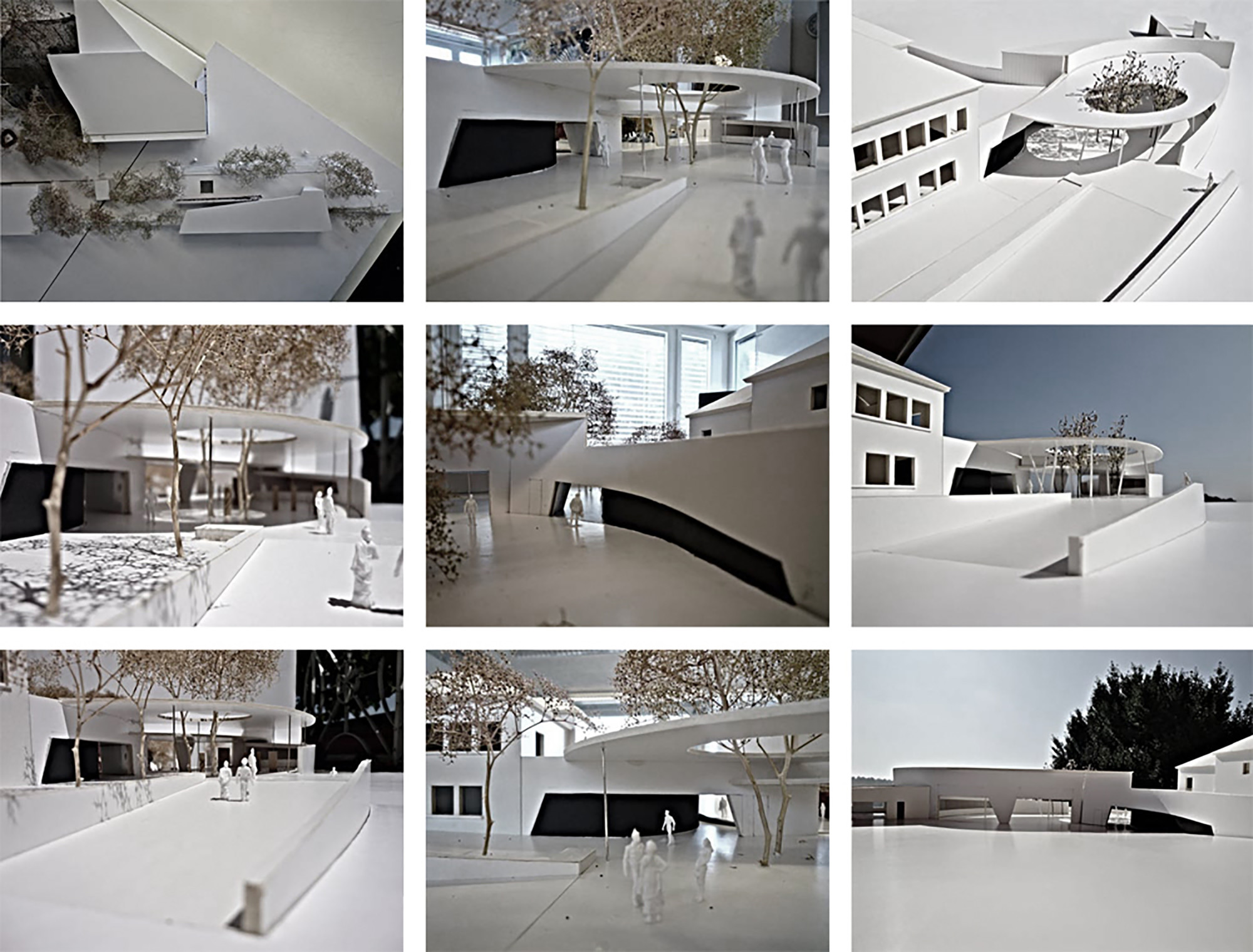 Foyer Museum Zoo : Galeria de renovação e ampliação do zurich zoo foyer l p
