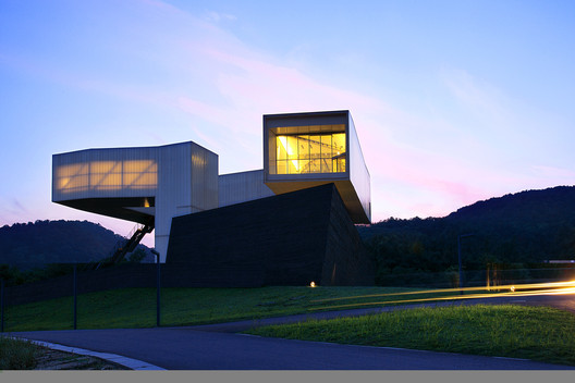 Nanjing's Sifang Art Museum / Steven Holl Architects. Image © Sifang Art Museum