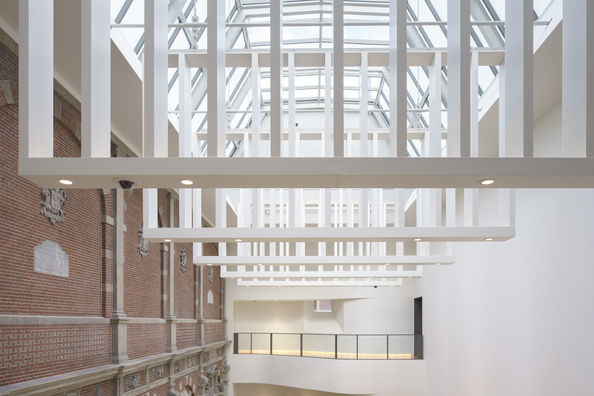 Cruz y Ortiz Completes Renovation of the Rijksmuseum's Philips Wing, The Philips Wing. Image © Rijksmuseum / Tilleman