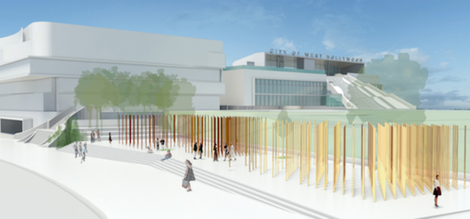 Daniel Tobin Selected to Design AIDS Memorial in West Hollywood, © Daniel Tobin