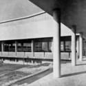 © Archivo fotográfico del Área de Artes de la Facultad de Arquitectura de la UNI