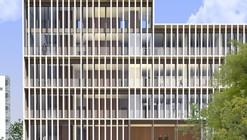 IDF Habitat Headquarters / Piuarch + Stefano Sbarbati Architecte