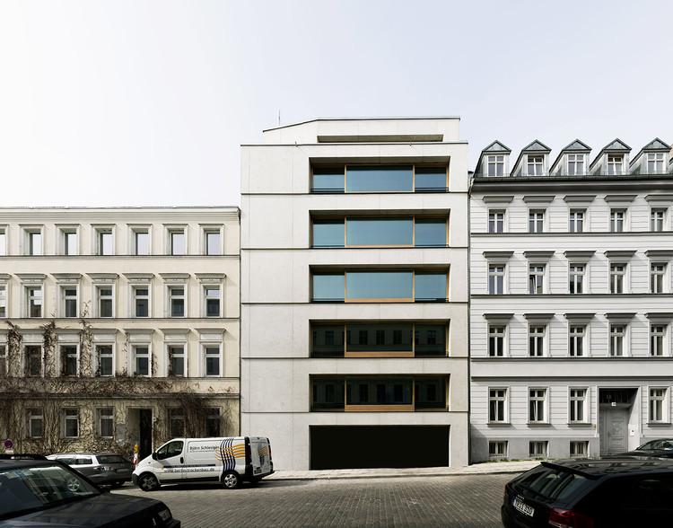 monohaus zanderroth architekten archdaily. Black Bedroom Furniture Sets. Home Design Ideas
