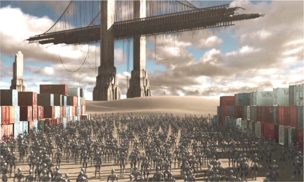 Resultado de imagen de Los Robots dominan a la Humanidad