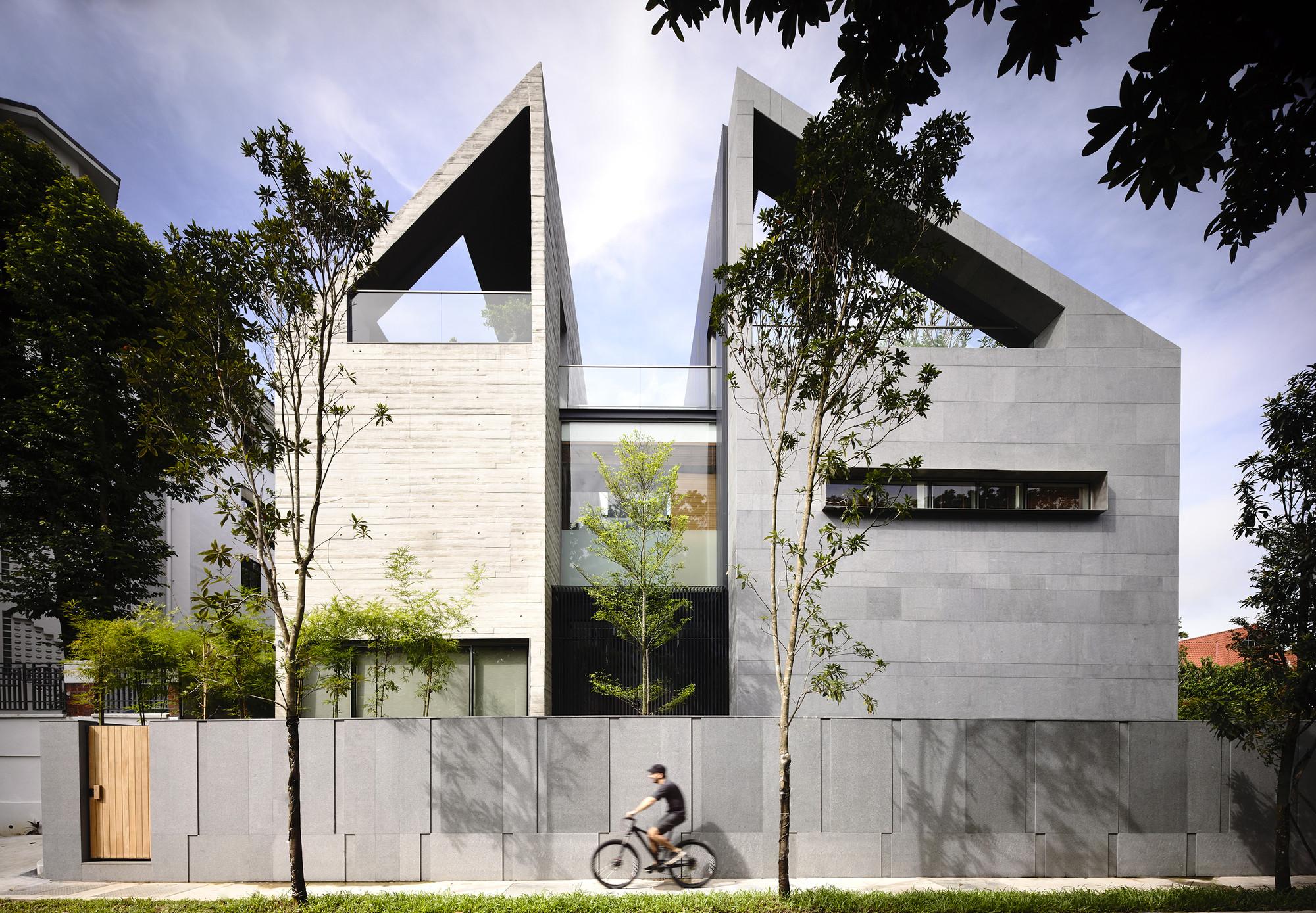 66MRN-House / ONG&ONG Pte Ltd, © Derek Swalwell