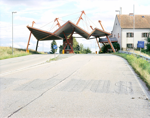 Border: Austria / Czech Republic. Image © Ignacio Evangelista