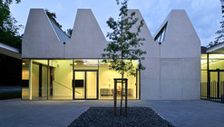 Extension to the Academy of Fine Arts / Hascher Jehle Architektur