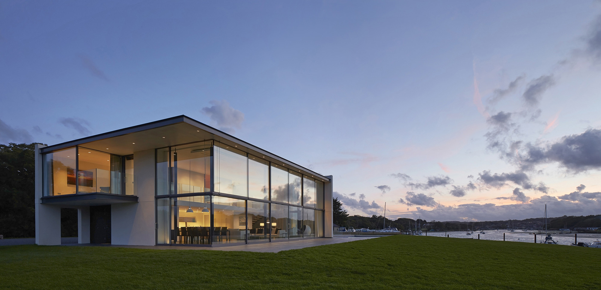 Fishbourne Quay / The Manser Practice Architects + Designers, © Hufton+Crow