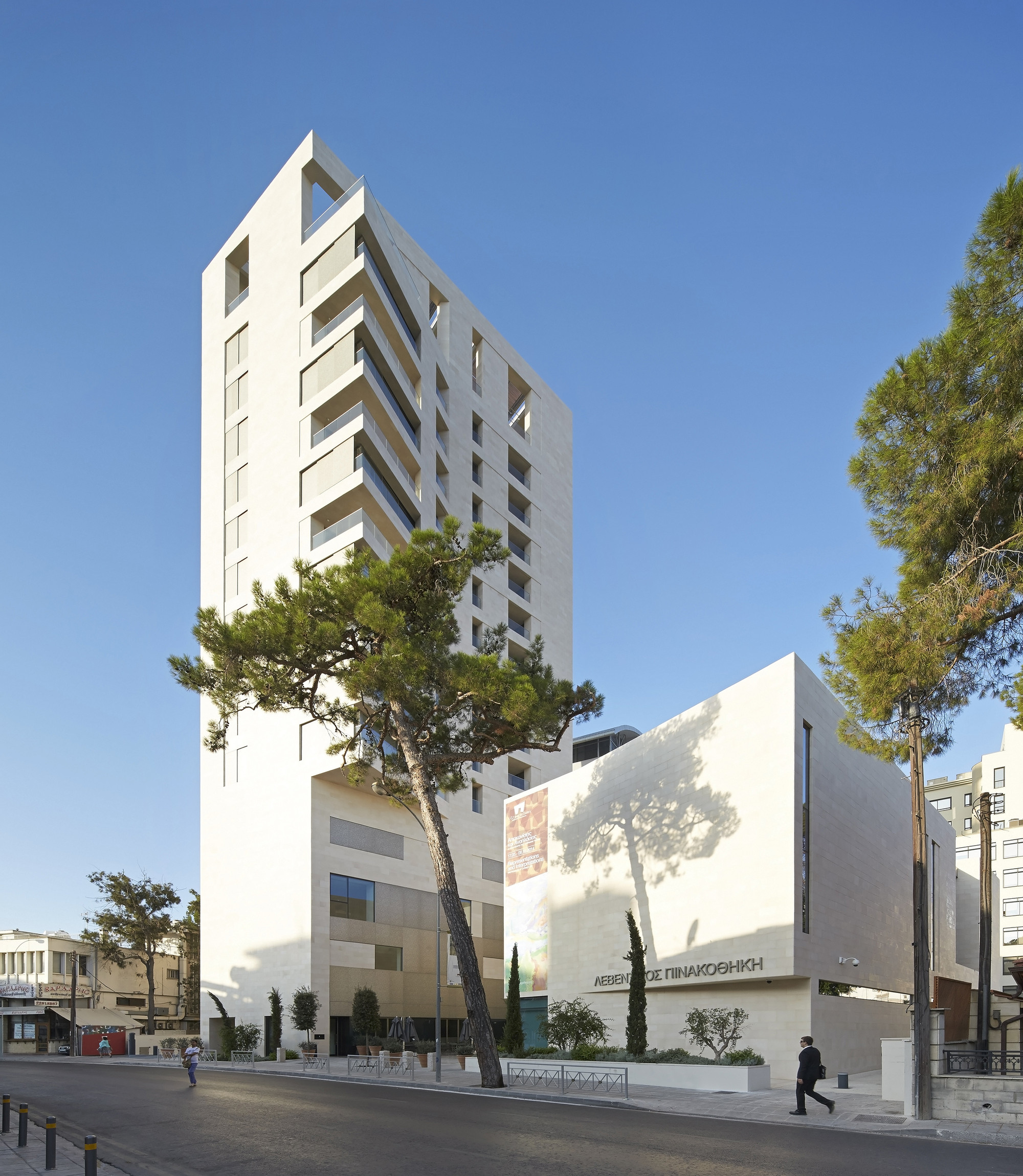 The Gallery Apartments: Leventis Art Gallery / Feilden Clegg Bradley Studios