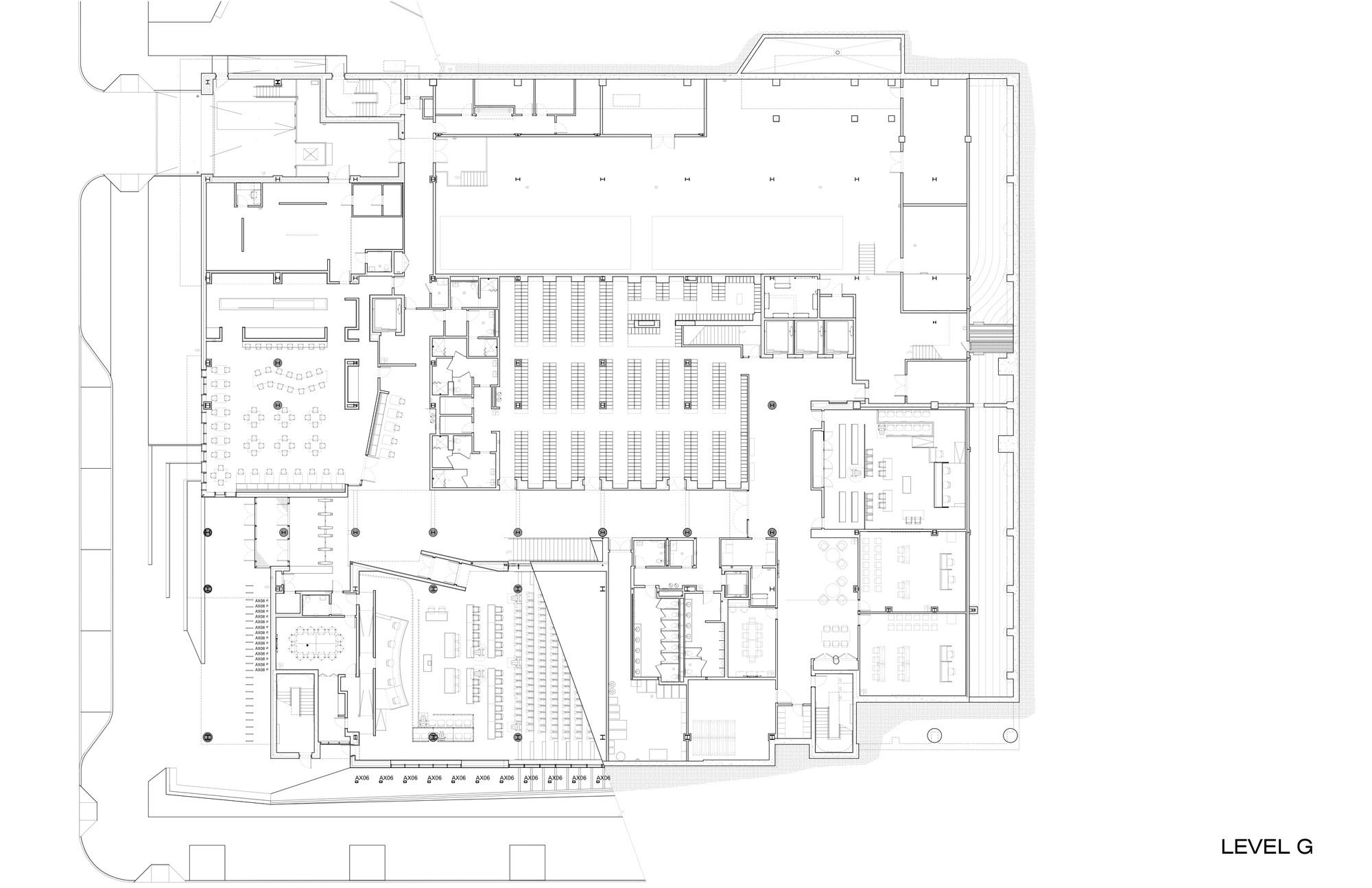 Dineen Hall at Syracuse University College Of Law Gluckman Mayner – Syracuse University Housing Floor Plans