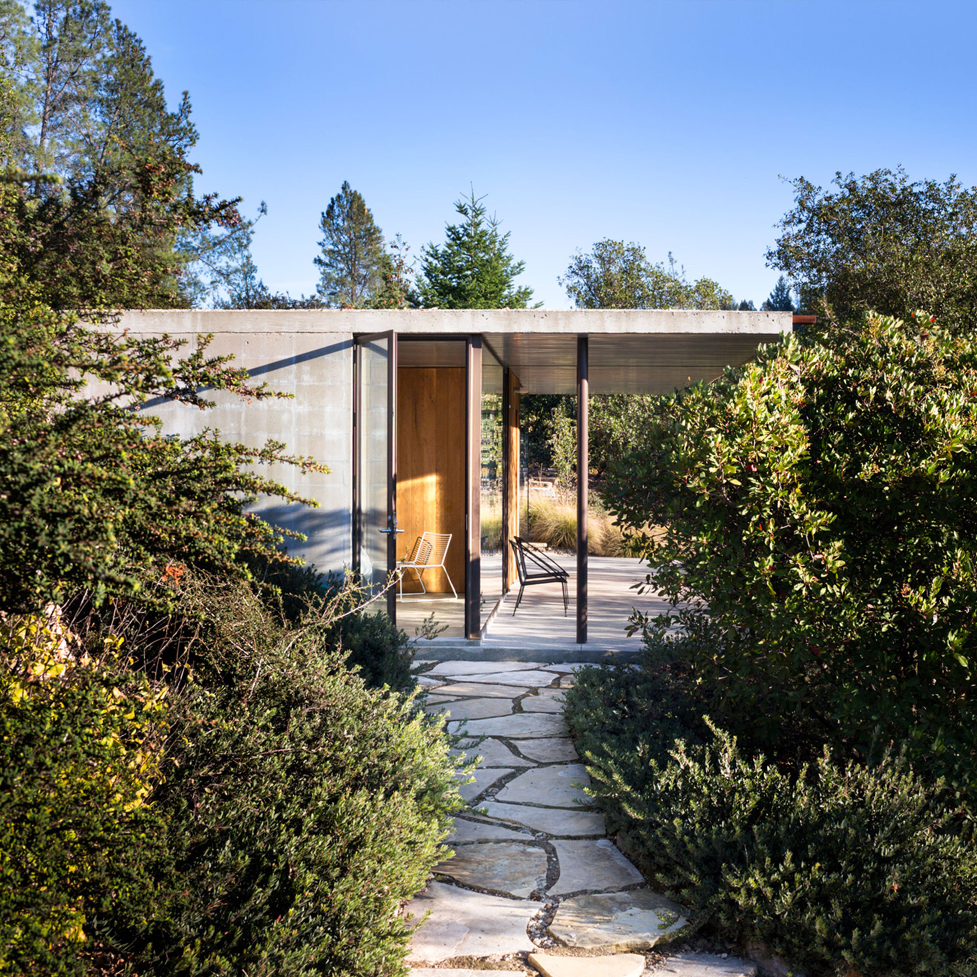 Superb Napa Valley House,© Scott Frances/OTTO Great Ideas