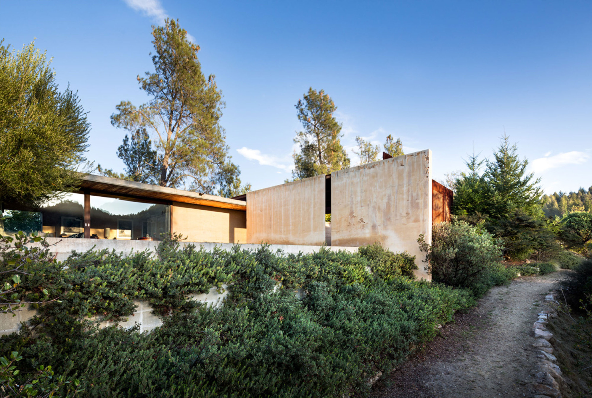Napa Valley House / Steven Harris Architects, © Scott Frances/OTTO