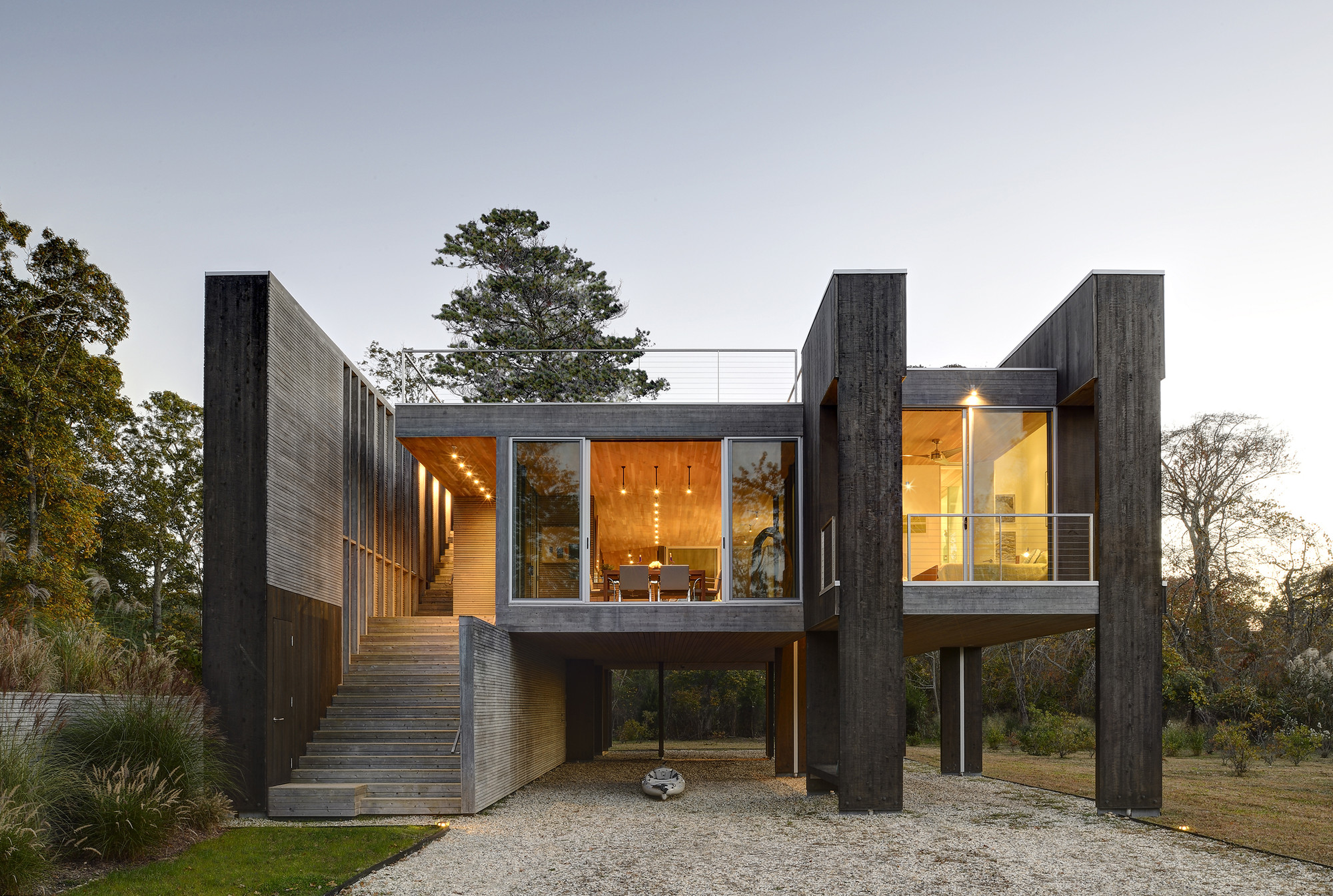 Northwest harbor bates masi architects archdaily for Architects nw