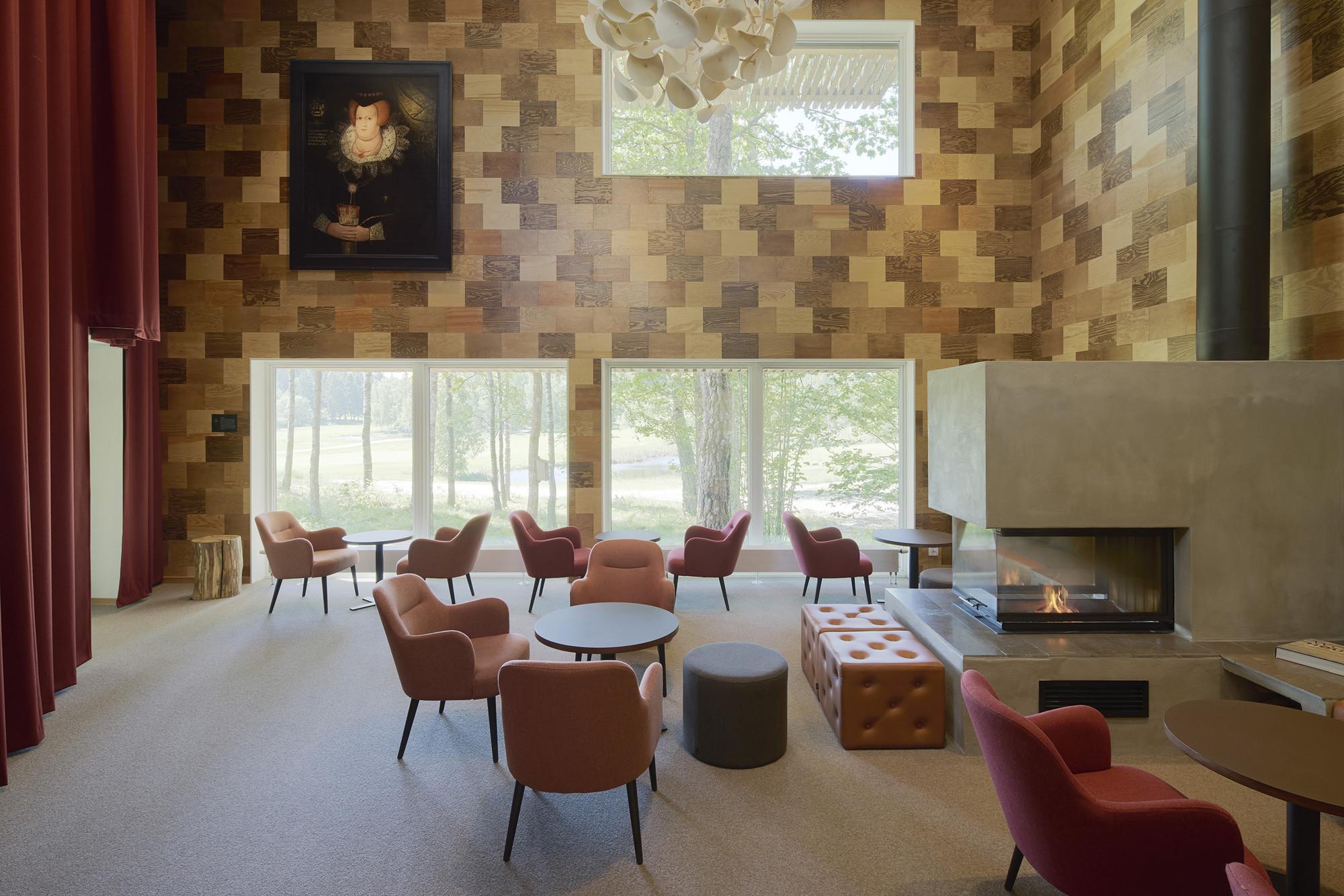 Öijared Hotel / Kjellgren Kaminsky Architecture