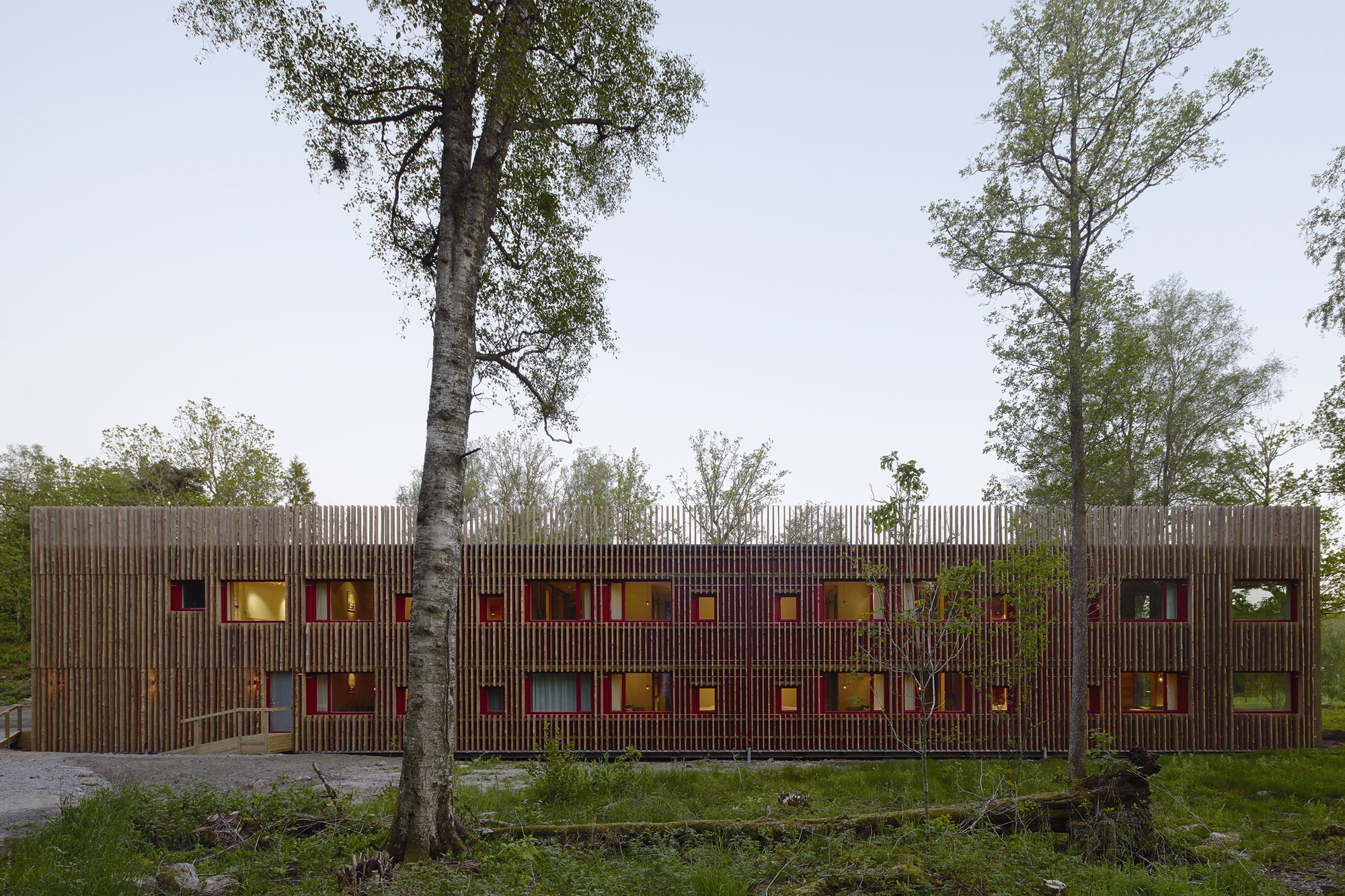 Öijared  Hotel  / Kjellgren Kaminsky Architecture, © Åke E:son Lindman