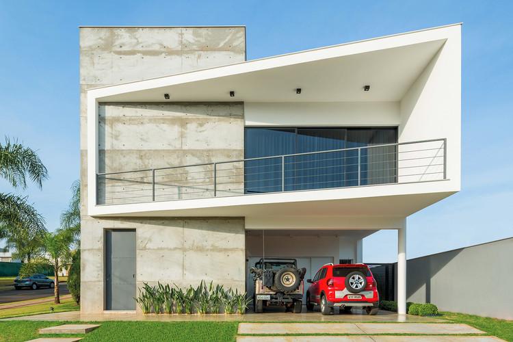 Casa Alpha / Studio Fabrício Roncca, © R.R.Rufino