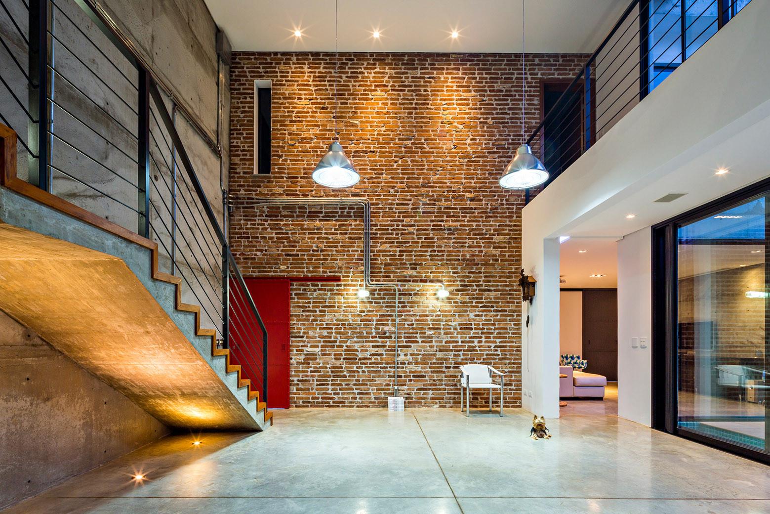 Galeria De Casa Alpha Studio Fabr Cio Roncca 8