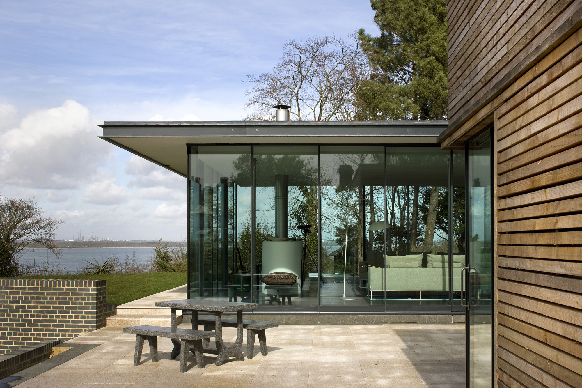 Sea Glass House The Manser Practice Architects Designers
