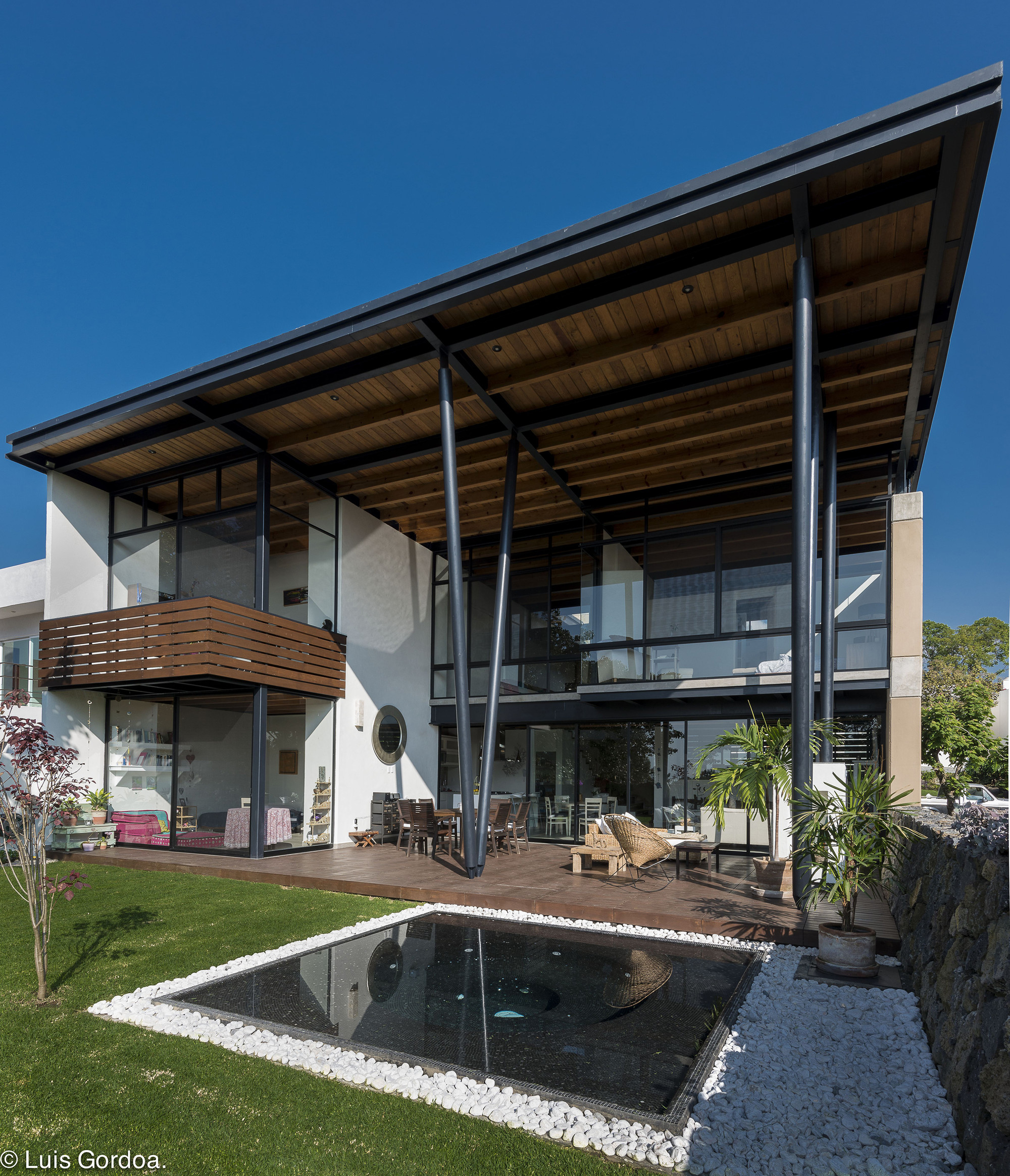 Casa Ajusco / Arquitectura Alternativa