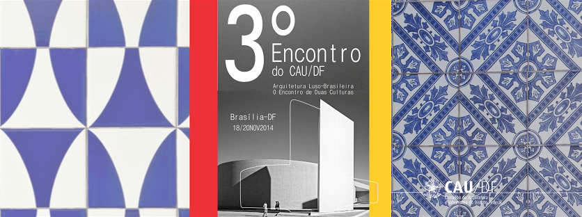 3° Encontro do CAU/DF conta com a participação de Paulo Mendes da Rocha e Eduardo Souto de Moura, Cortesia de CAU/DF