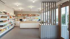 Farmacia de Campolongo / GLF Arquitectos