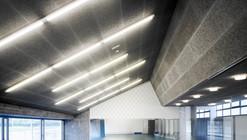 Gimnasio UDC Bajo Gradas / GLF Arquitectos