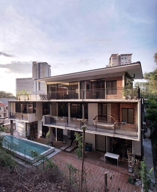casa menerung seshan design sdn bhd archdaily brasil