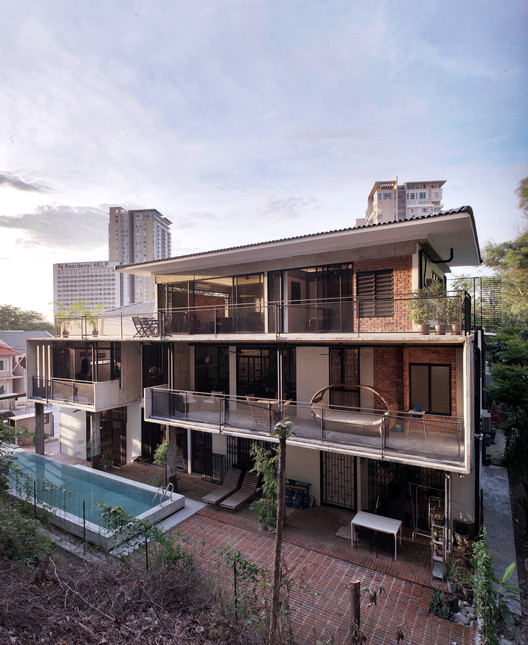 Casa Menerung  / Seshan Design Sdn Bhd, © Rupajiwa Studio