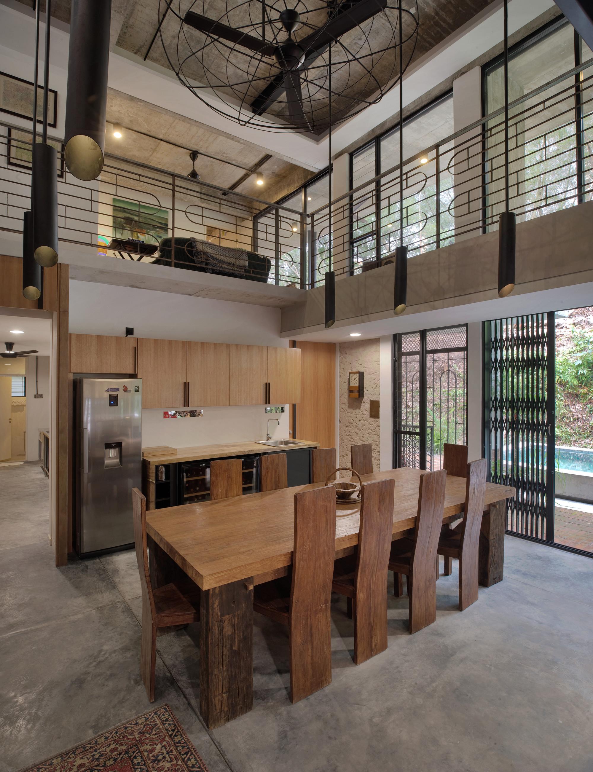 Gallery Of Menerung House Seshan Design Sdn Bhd 10