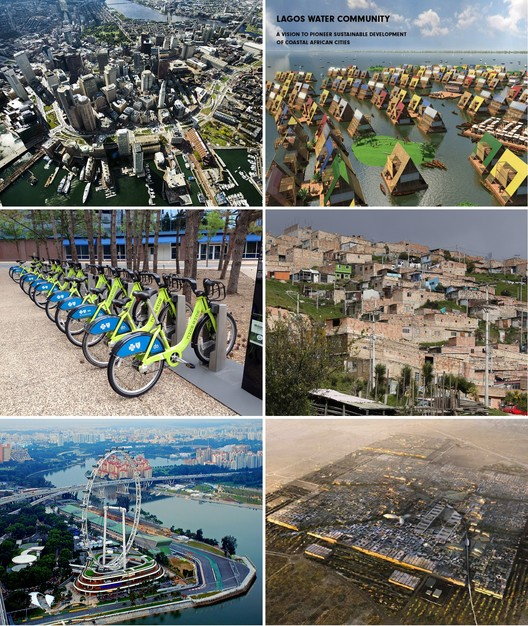 ArchDaily Celebrates World Cities Day: 23 Unmissable Articles on Cities and Urbanism