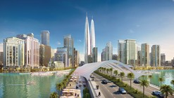 World's Tallest Twin Towers Planned for Dubai