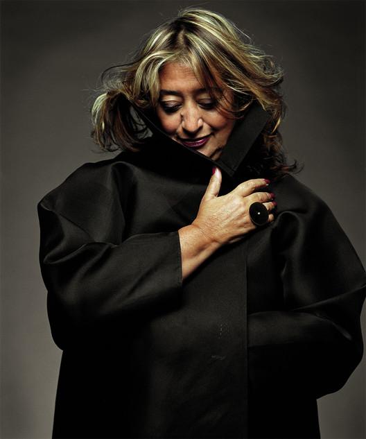 Em foco: Zaha Hadid, © Steve Double