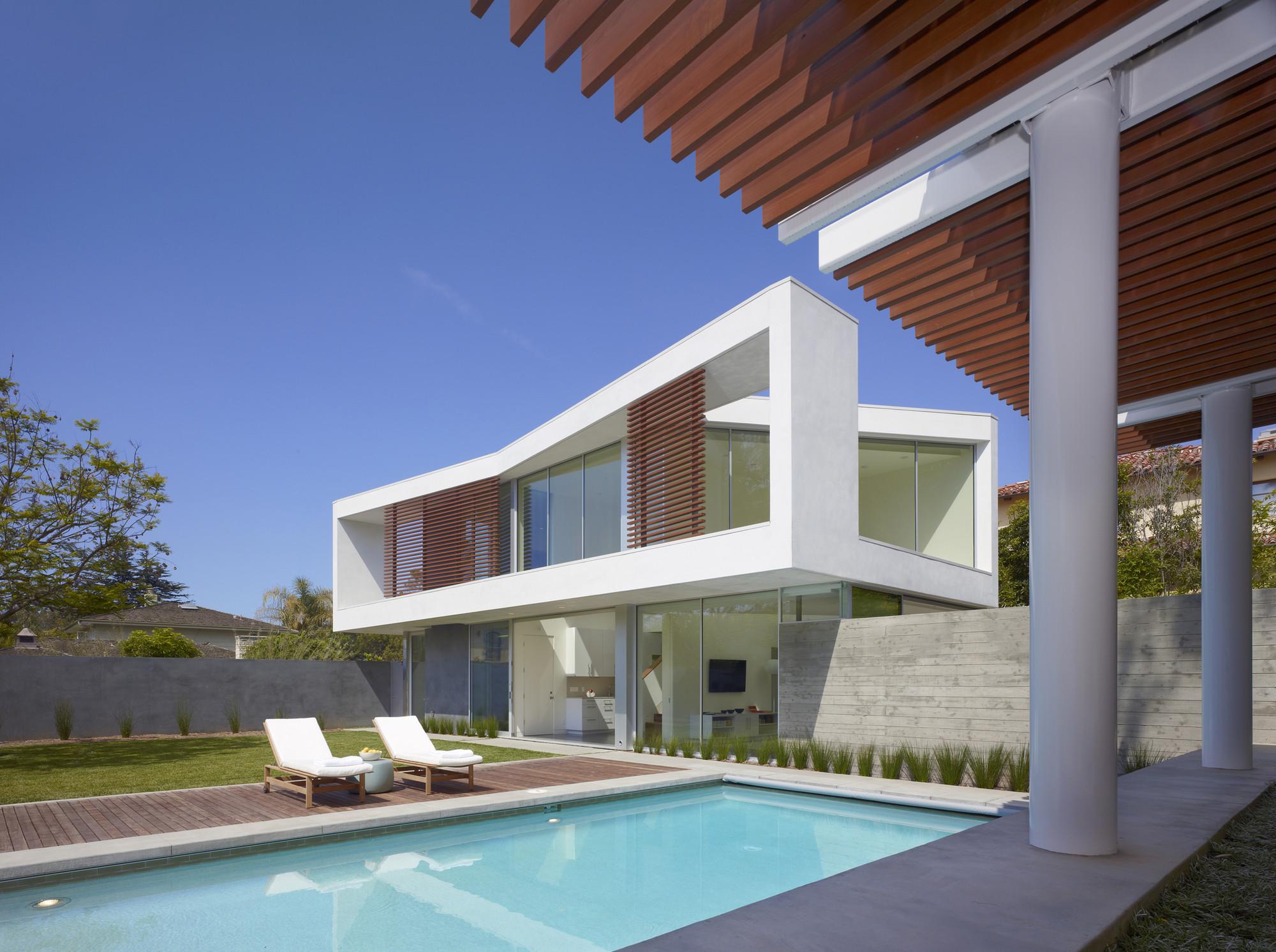 Retiro ehrlich john friedman alice kimm architects - Limposante residence contemporaine de ehrlich architects ...