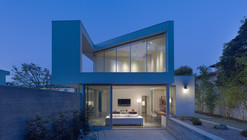 Ehrlich Retreat +  / John Friedman Alice Kimm Architects