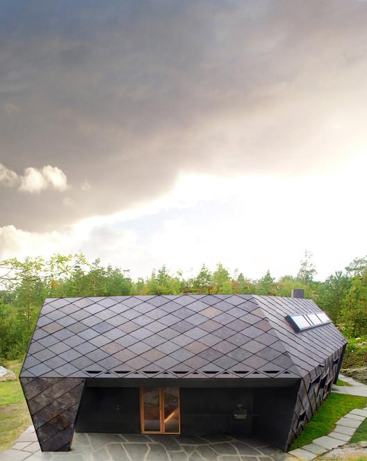 Cabaña Ryfylke / Pir II Oslo  + Resell Arkitektur, © Olav Resell