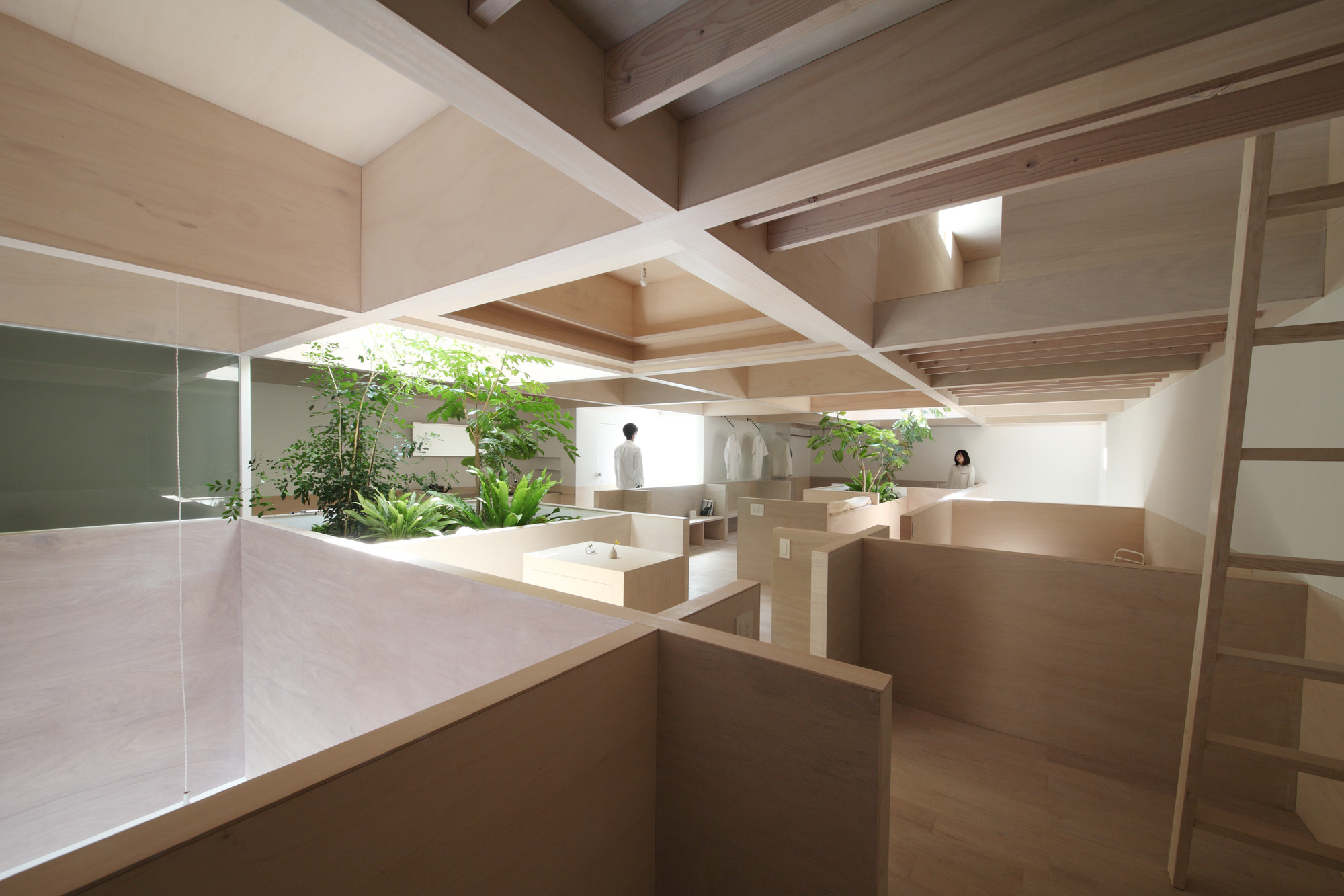 House in Hanekita / Katsutoshi Sasaki + Associates, Courtesy of Katsutoshi Sasaki + Associates