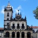 Igreja de Santo Antônio da ordem franciscana. Data: 2013. Fonte: Acervo Memória João Pessoa.