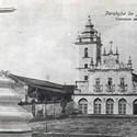 Cartão postal da Igreja de Santo Antônio. Sem data. Fonte: Acervo Instituto Histórico e Geográfico Paraibano