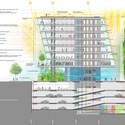 Corte. Image Cortesia de Equipe do projeto