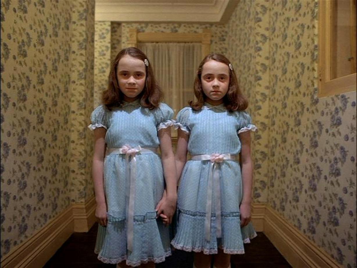 """Cinema e Arquitetura: 10 cenas assustadoras que um arquiteto não pode deixar de ver , Cena de """"O Ilumando"""" de Stanley Kubrick"""