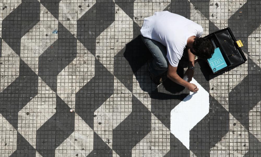 """Projeto """"Serviços Gerais"""" promove pequenos consertos na cidade, Cortesia de Serviços Gerais"""