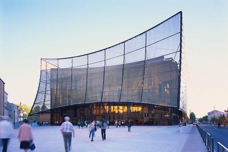 Teatro Albi Grand  / Dominique Perrault Architecture, © Georges Fessy