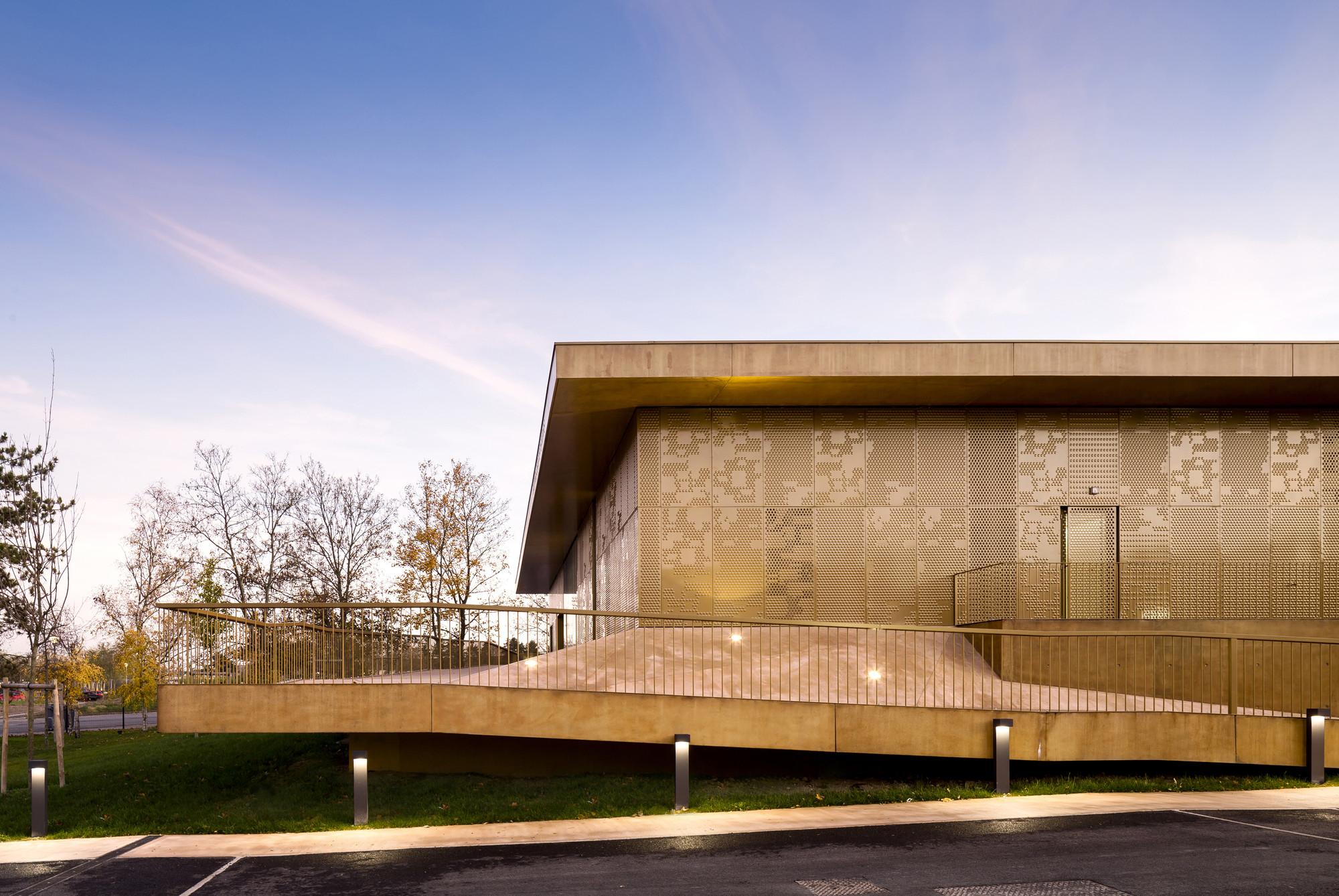 Arquivos Reims / Hamonic + Masson & Associés, © Sergio Grazia