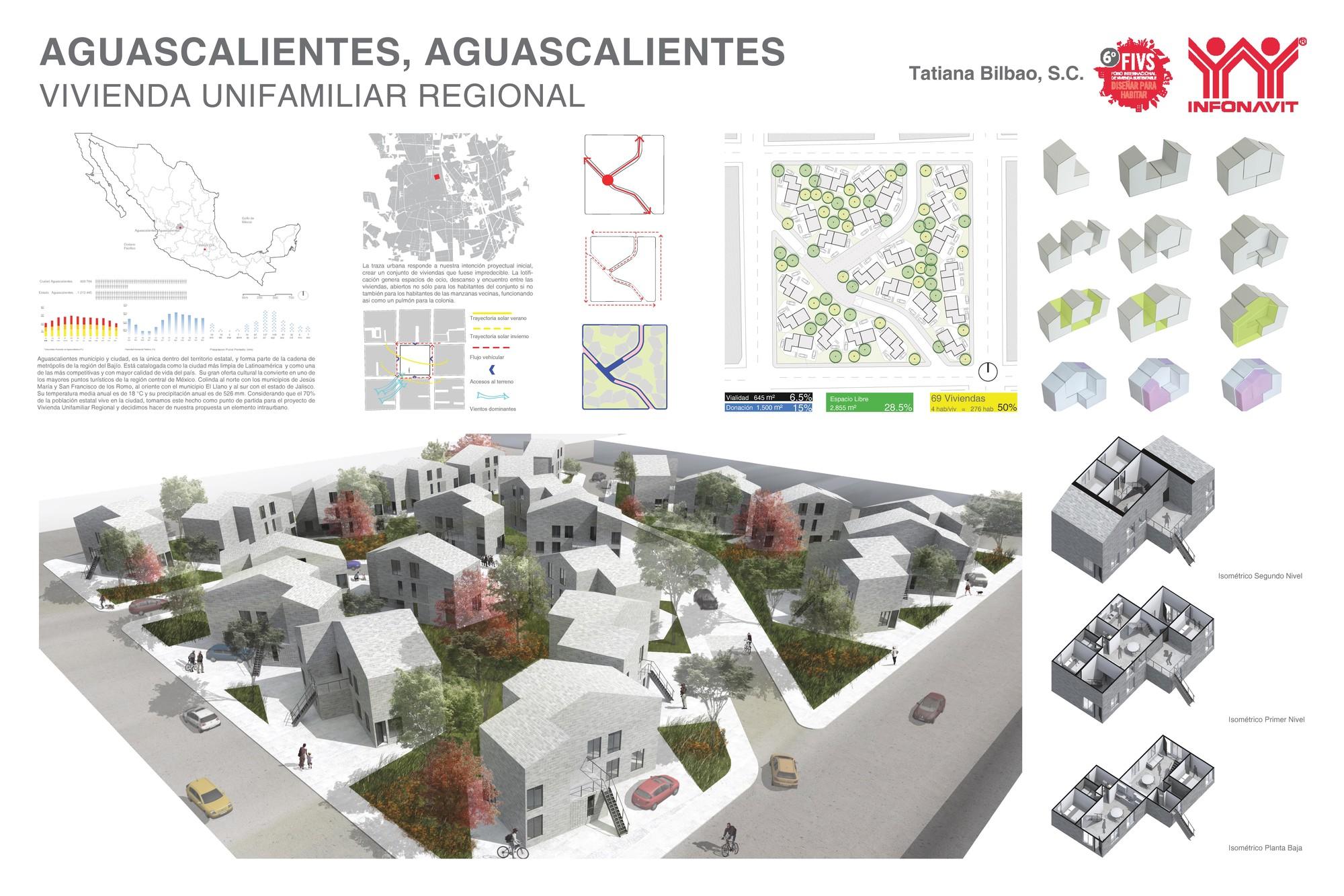 """""""Vivienda Unifamiliar Regional. 32 Entidades, 32 Arquitectos, 32 Propuestas"""": Arquitectos mexicanos realizan prototipos de vivienda mínima"""