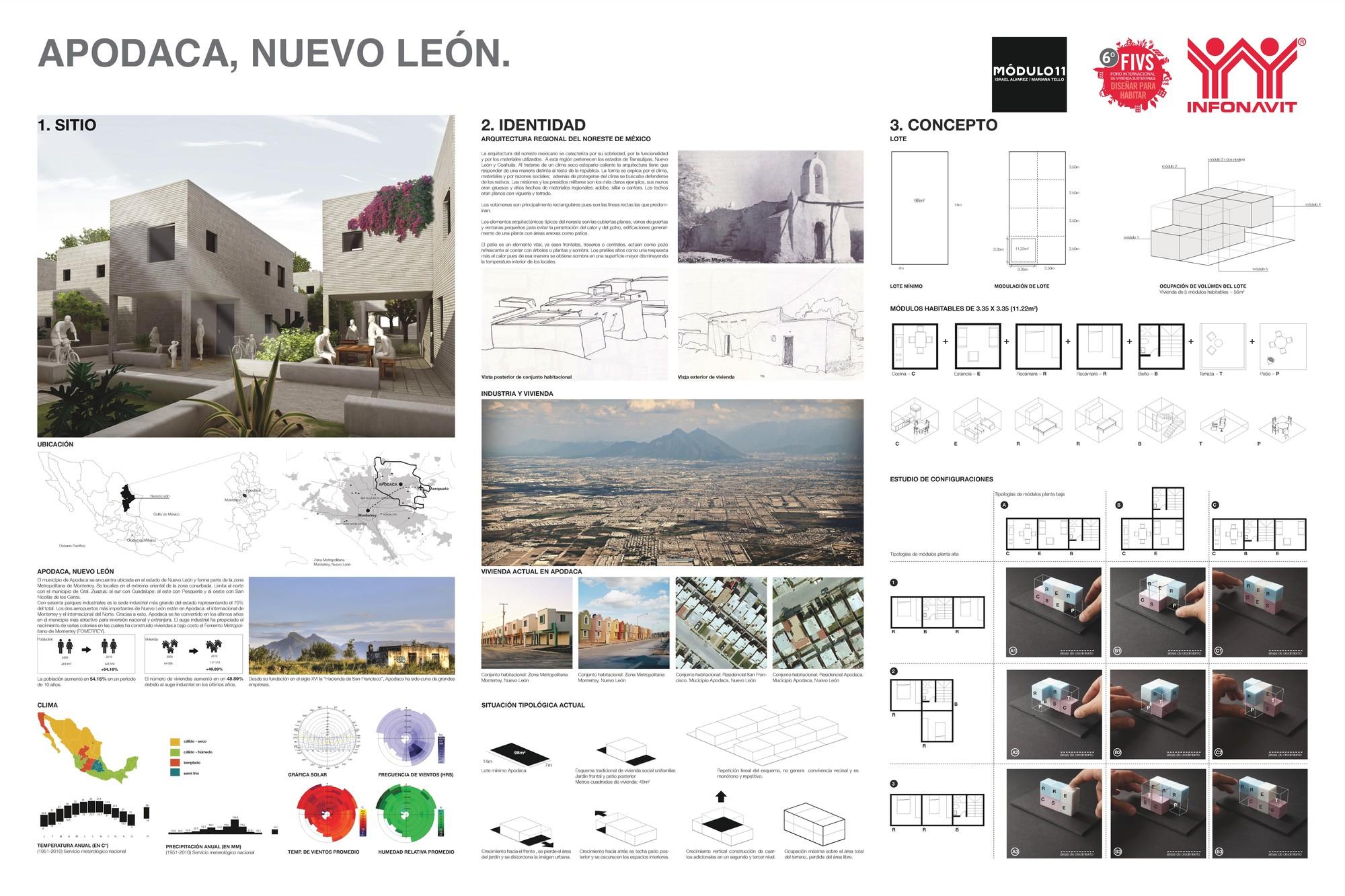 Galer a de vivienda unifamiliar regional 32 entidades for Conceptualizacion de la arquitectura