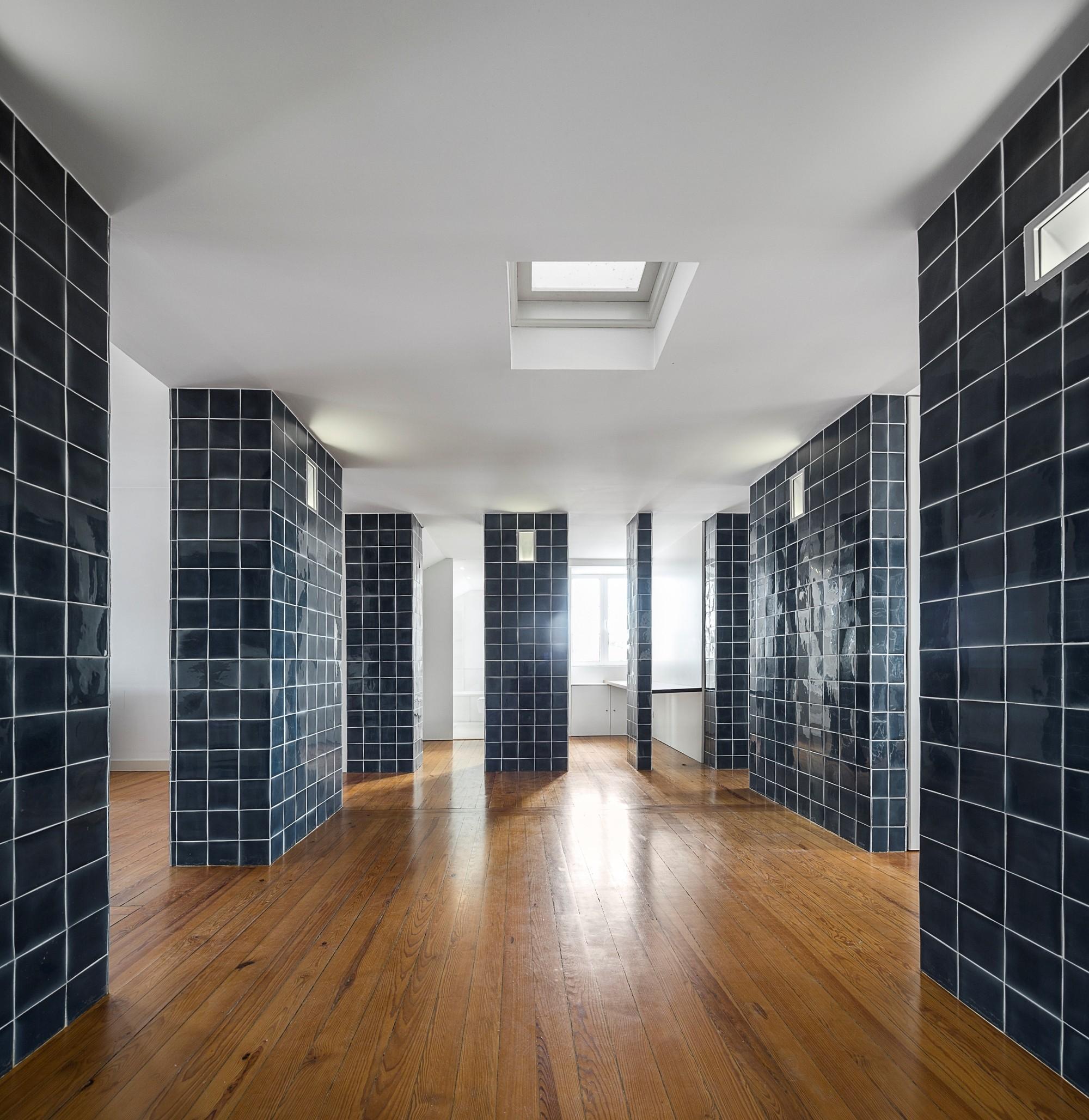Apartamento JT / Tomás Azevedo Neves, Arquitetos, © Fernando Guerra | FG + SG