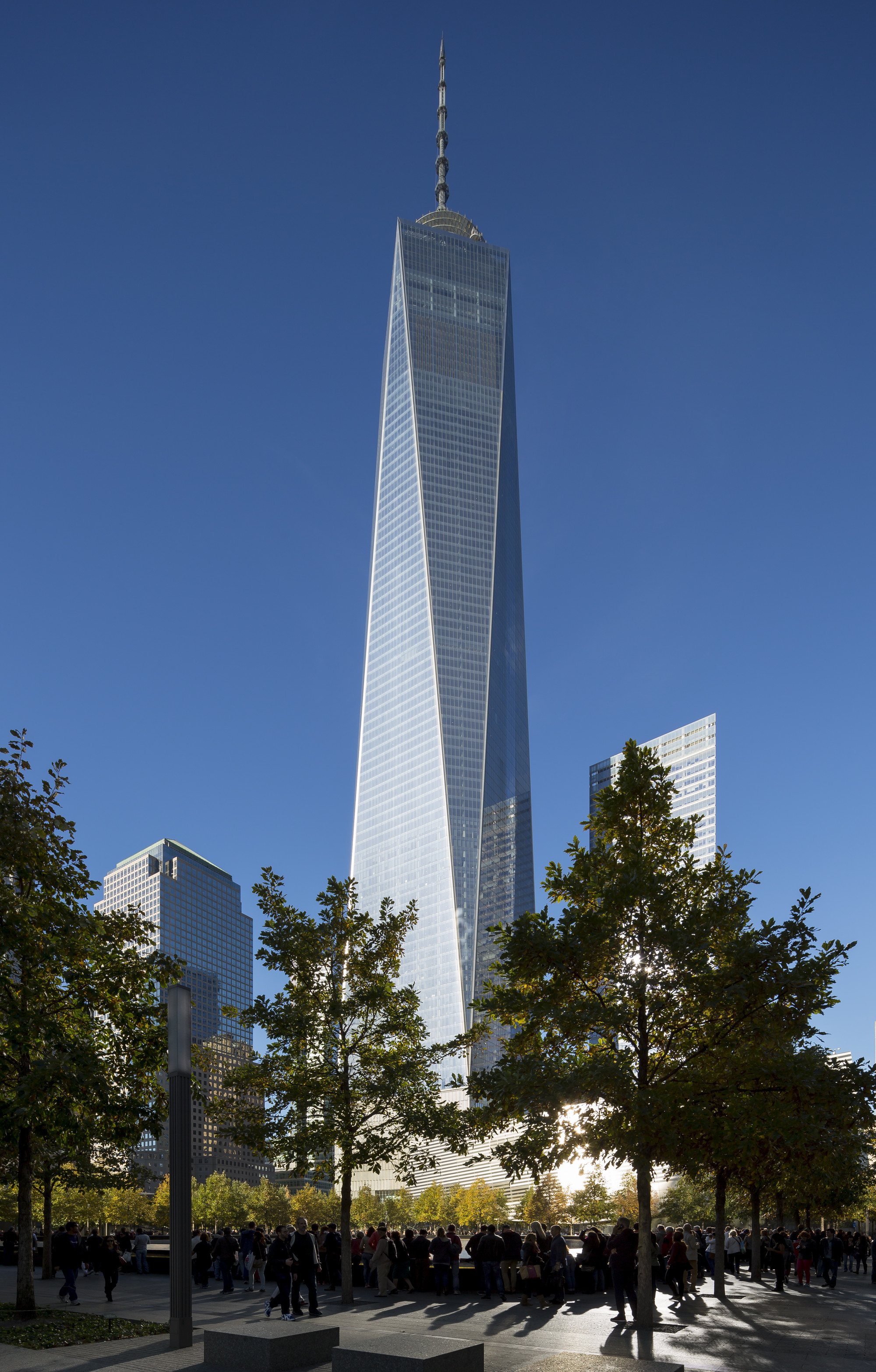 Gallery Of Images Of Som S Completed One World Trade