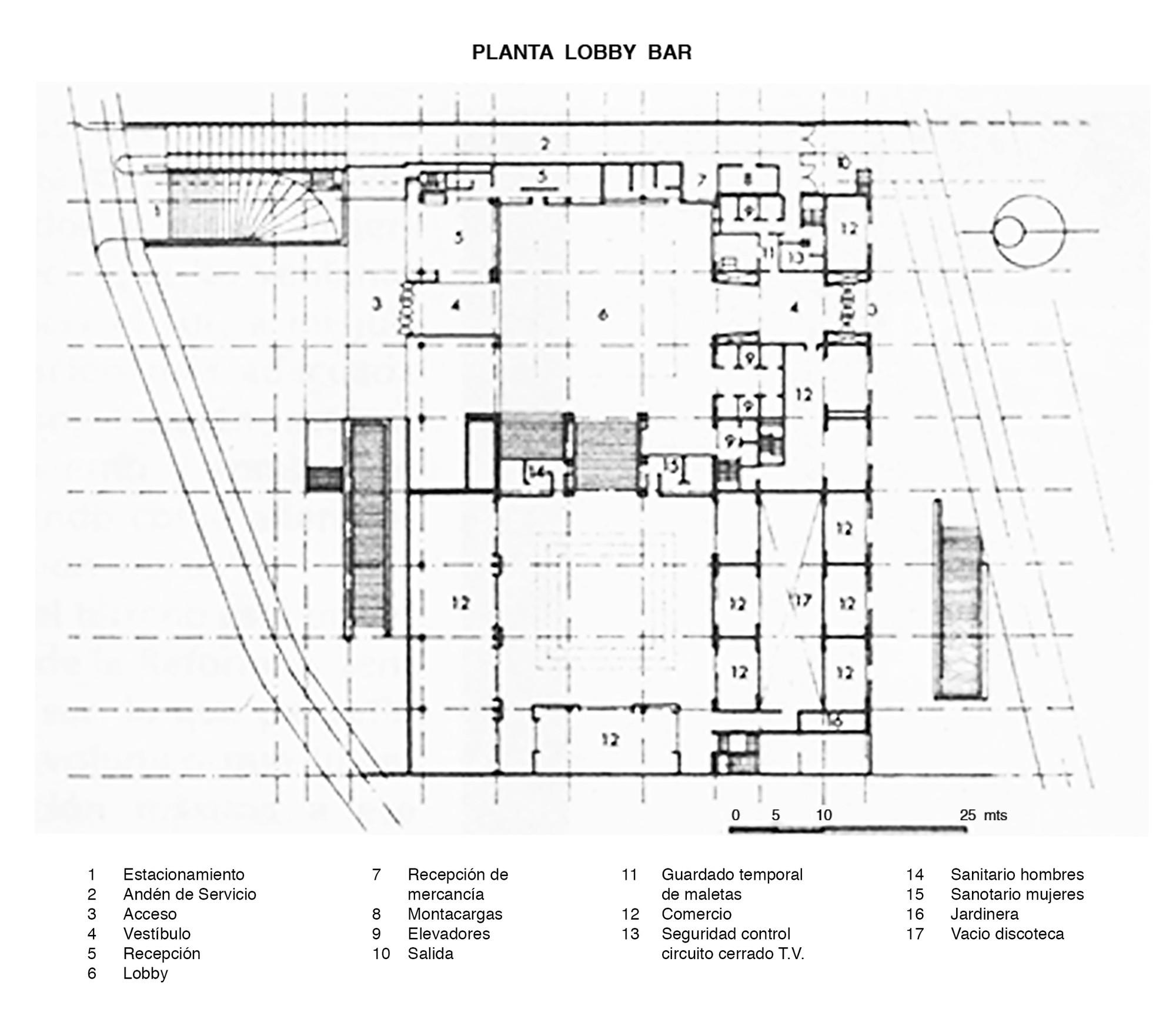 Galeria Arquitectonica: Galería De Clásicos De Arquitectura: Hotel Presidente